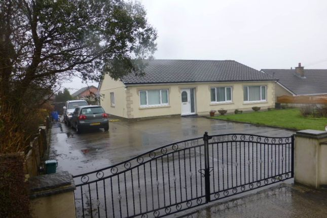 Thumbnail Bungalow to rent in Peniel, Carmarthen