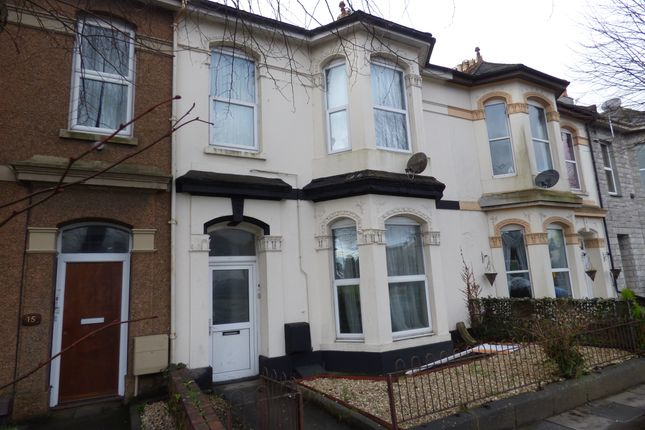 Thumbnail Flat to rent in Tothill Road, Plymouth