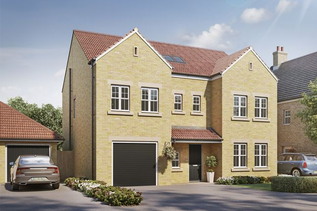 """Thumbnail Property for sale in """"The Inglewood"""" at Parcevall Close, Beckwithshaw, Harrogate"""