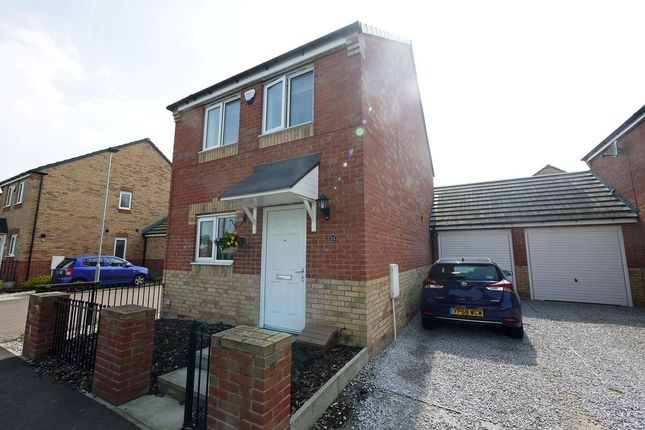 Thumbnail 3 bed detached house for sale in 23, Moorland Avenue, Barnsley, South Yorkshire