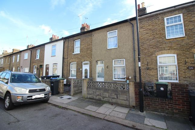 Thumbnail Terraced house for sale in Medcalf Road, Enfield