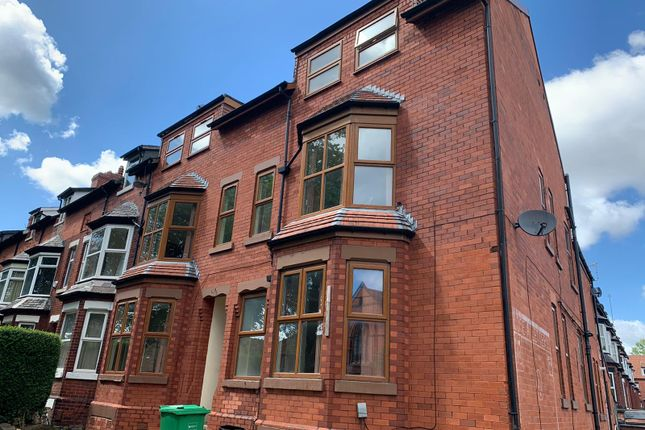 Thumbnail Shared accommodation to rent in Mauldeth Road, Fallowfield, Manchester