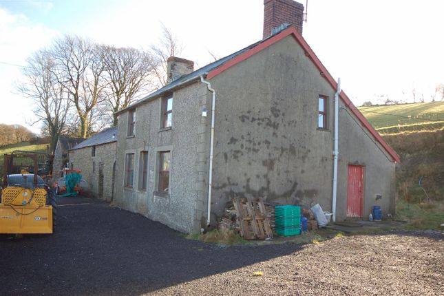 Thumbnail Farm for sale in Pisgah, Aberystwyth