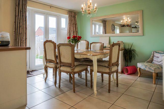 Dining Area of Jenham Drive, Sileby, Loughborough LE12
