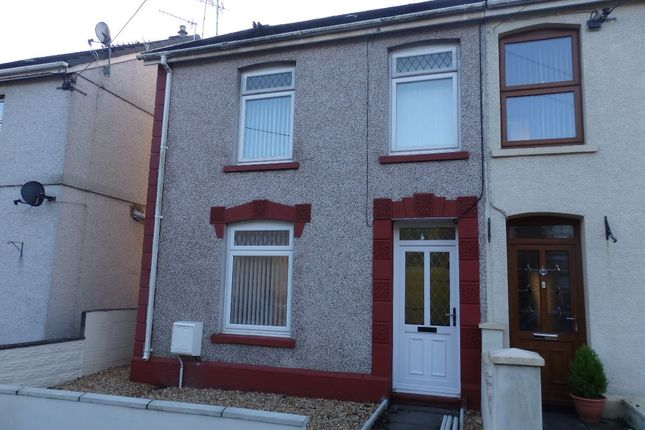 Thumbnail Semi-detached house to rent in Maes Road, Llangennech, Llanelli