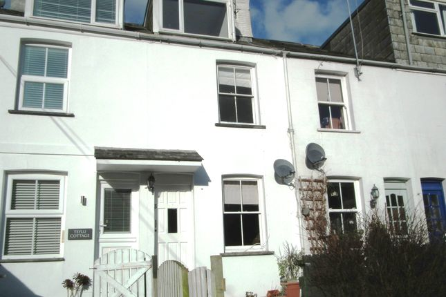 Thumbnail Cottage for sale in Chapel Ground, West Looe, Cornwall
