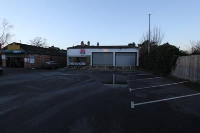 Thumbnail Commercial property to let in Premises At Paradise Place, North Road, Gainsborough