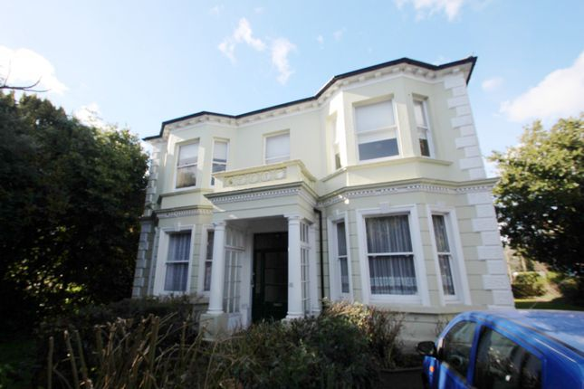 Thumbnail Maisonette to rent in Belsize Road, Worthing