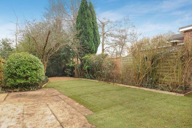 Garden View of Ascot, Berkshire SL5