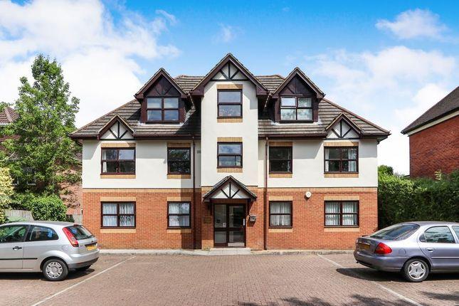 Thumbnail Flat to rent in Yorktown Road, Sandhurst