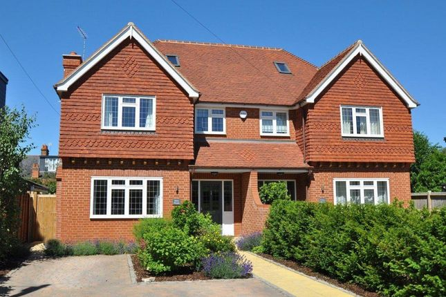 Thumbnail Semi-detached house to rent in Worster Road, Cookham, Maidenhead