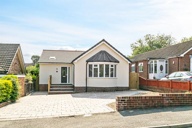 Thumbnail Detached bungalow for sale in The Meadows, Rainhill, Prescot
