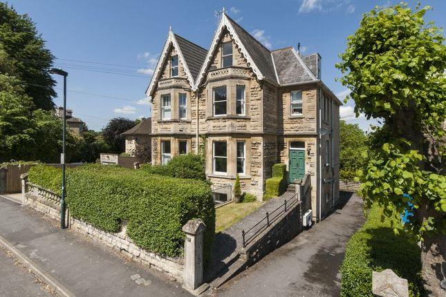 Thumbnail Maisonette to rent in Bloomfield Park, Bath