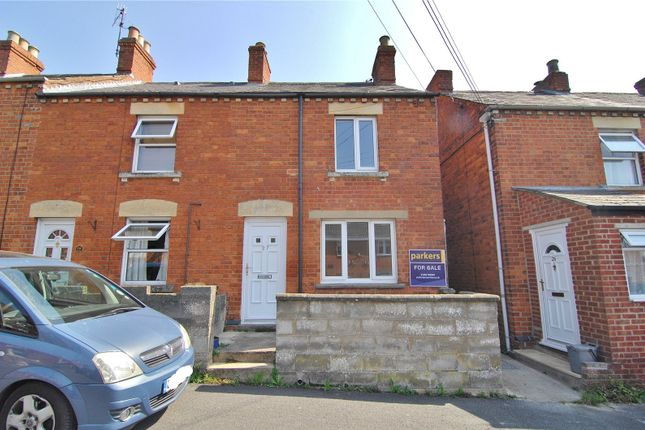 Thumbnail End terrace house for sale in Springfield Road, Cashes Green, Stroud, Gloucestershire
