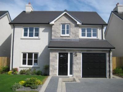 Thumbnail Detached house to rent in Deeside Lane, Deeside Braes