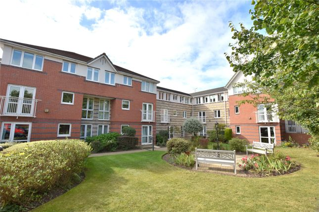 1 bed flat for sale in St Edmunds Court, Off Street Lane, Roundhay, Leeds LS8