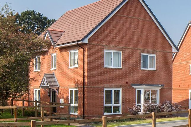 """Thumbnail Detached house for sale in """"Cornell"""" at Hyde End Road, Spencers Wood, Reading"""