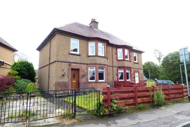 3 bed semi-detached house for sale in Arran Road, Gourock