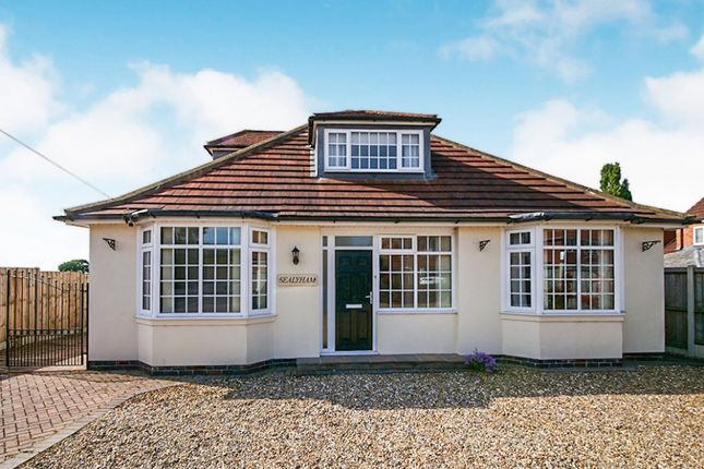 Thumbnail 4 bed detached bungalow for sale in York Road, Haxby, York