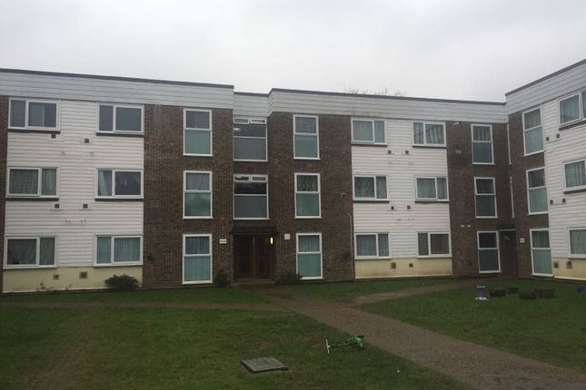 Thumbnail Block of flats to rent in Pine Tree Close, Hounslow, Cranford