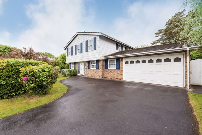 Thumbnail Detached house to rent in Deep Acres, Amersham, Buckinghamshire