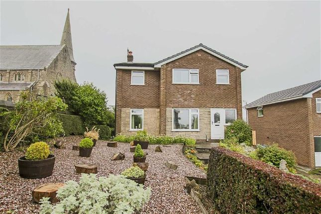 Thumbnail Detached house for sale in St Johns Close, Baxenden, Lancashire