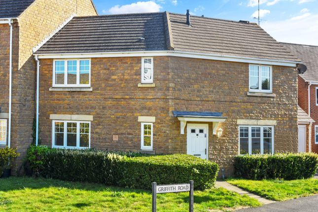 Thumbnail Terraced house to rent in Griffith Road, Banbury