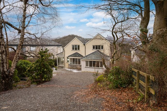 Thumbnail Detached house for sale in Westways, Rogerfield, Keswick, Cumbria