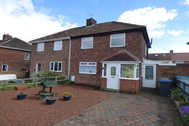 Thumbnail Semi-detached house to rent in West View, Lymington, Esh Winning, Durham