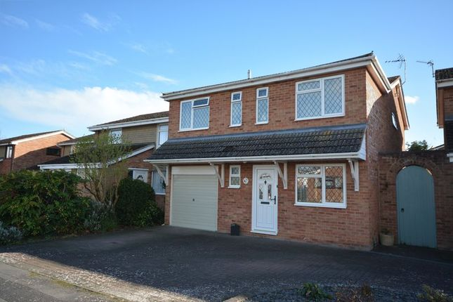Thumbnail Detached house for sale in Hardwell Close, Grove, Wantage