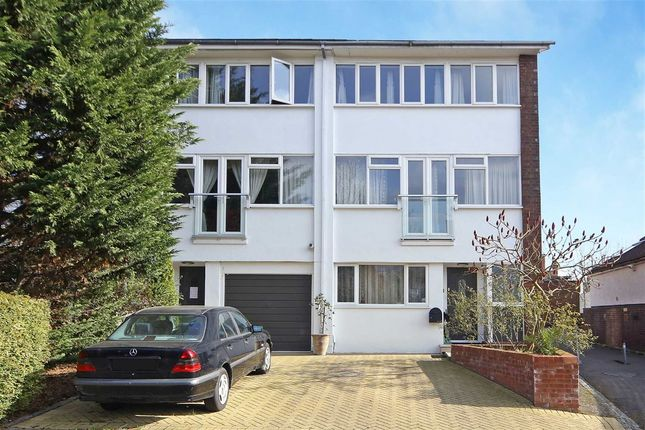 Thumbnail Property for sale in Burntwood Grange Road, London