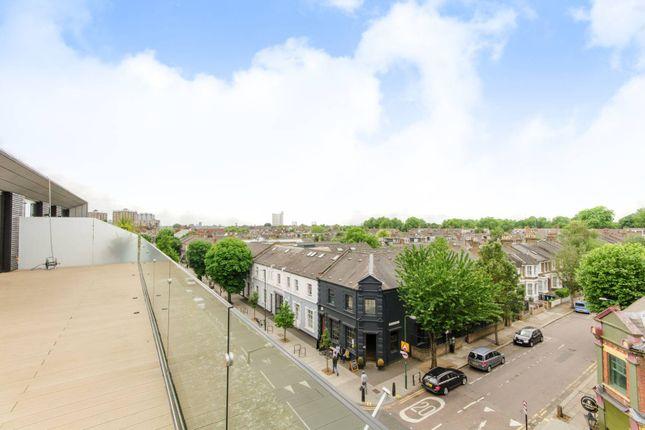 Thumbnail Flat to rent in Salusbury Road, Queen's Park