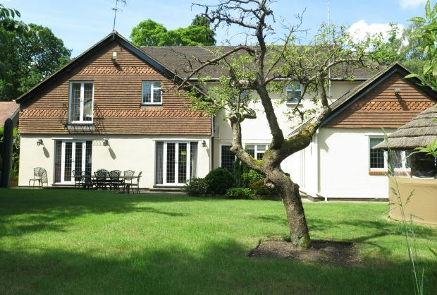 Thumbnail Detached house for sale in Rare Opportunity. Ravensdale Road, South Ascot