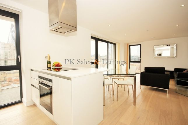Thumbnail Flat to rent in Commercial Street, Aldgate, London