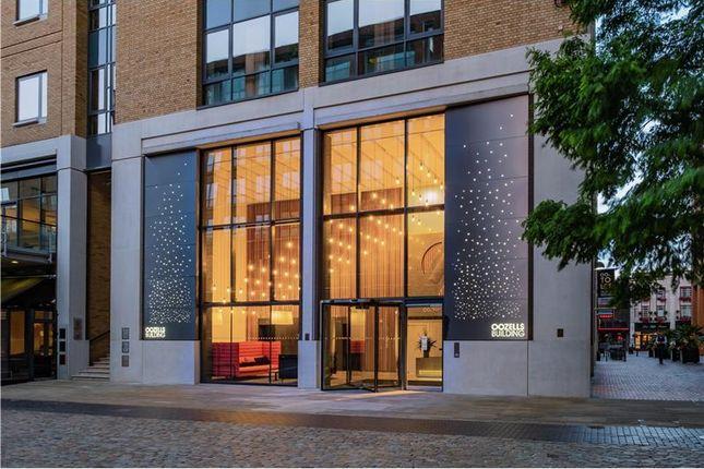 Thumbnail Office to let in Oozells Building, Nine Brindleyplace, Broad Street, Birmingham, West Midlands