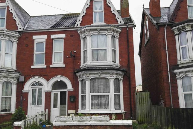 Thumbnail Semi-detached house for sale in Waterloo Road, Mablethorpe, Lincolnshire