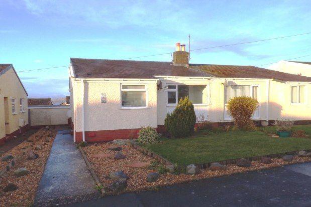 2 bed bungalow to rent in Gwynan Park, Dwygyfylchi, Penmaenmawr LL34