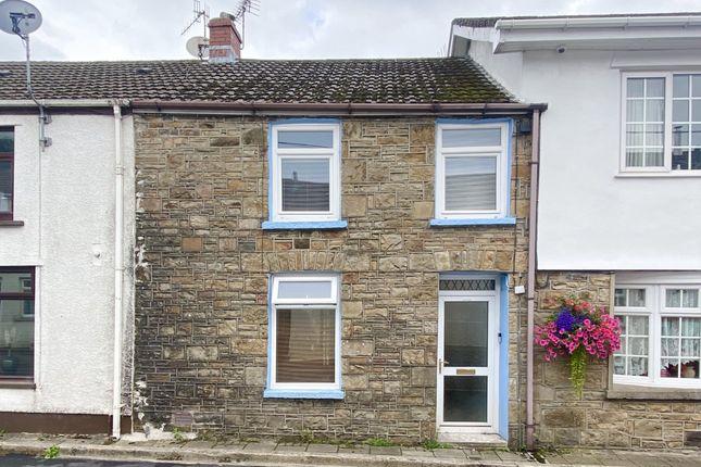 Thumbnail Terraced house for sale in Bwllfa Road, Aberdare, Mid Glamorgan