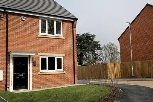 Thumbnail End terrace house for sale in Fairway Red Hall, Fairway, Red Hall Darlington