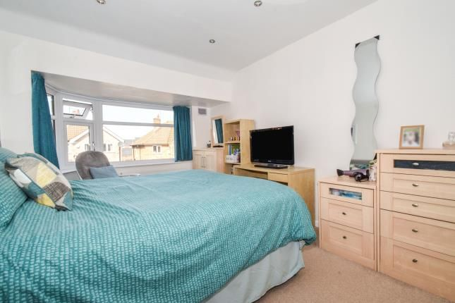 Bedroom 1 of Harrowgate Drive, Birstall, Leicester, Leicestershire LE4