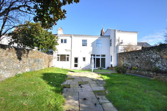 Garden of St James Place, St Jacques, St Peter Port GY1