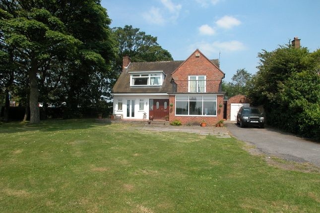 Thumbnail Detached house for sale in The Parade, Parkgate, Neston