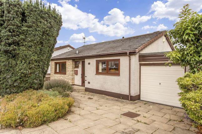 Thumbnail Detached bungalow for sale in 6 Bellfield Avenue, Eskbank, Dalkeith