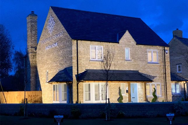 Thumbnail Detached house for sale in Elstow, Deanfield Grange, Milton Road, Shipton-Under-Wychwood, Oxfordshire