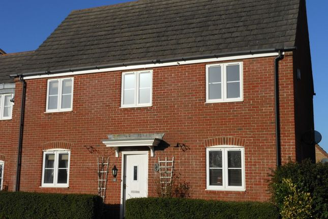 Thumbnail Link-detached house to rent in Manston Road, Fifehead Neville, Sturminster Newton, Dorset