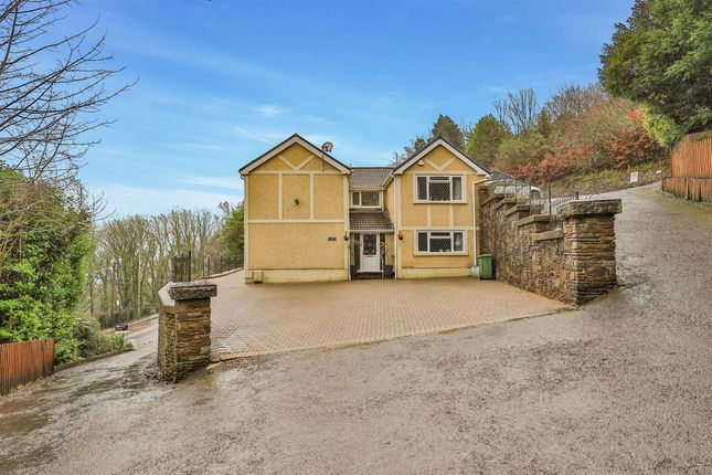 Thumbnail Detached house for sale in Tavern Y Coed, Tonteg, Pontypridd
