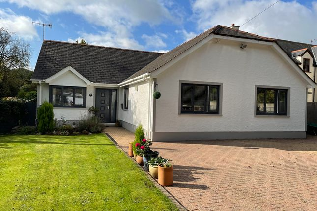 Thumbnail Detached bungalow for sale in St. Florence, Tenby