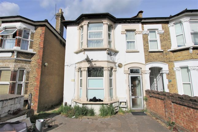 Thumbnail End terrace house for sale in Bounds Green Road, London