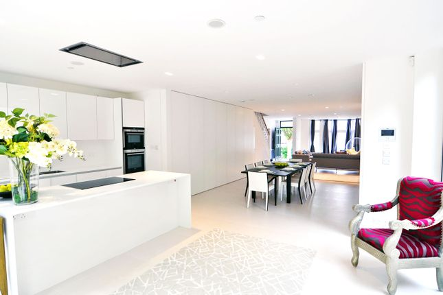 Thumbnail Semi-detached house to rent in Stanhope Gardens, Highgate, London
