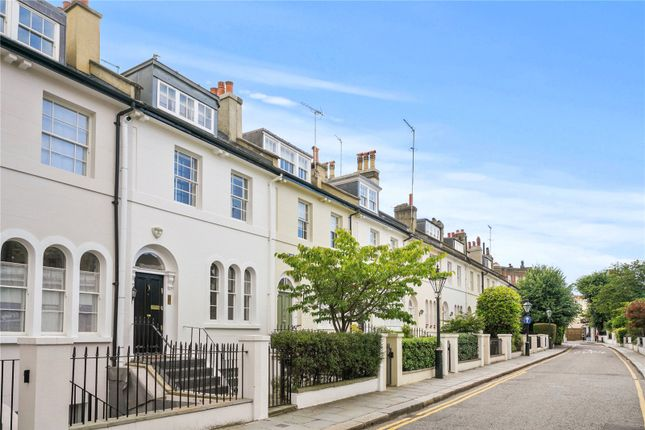 Thumbnail Terraced house for sale in Victoria Grove, Kensington, London